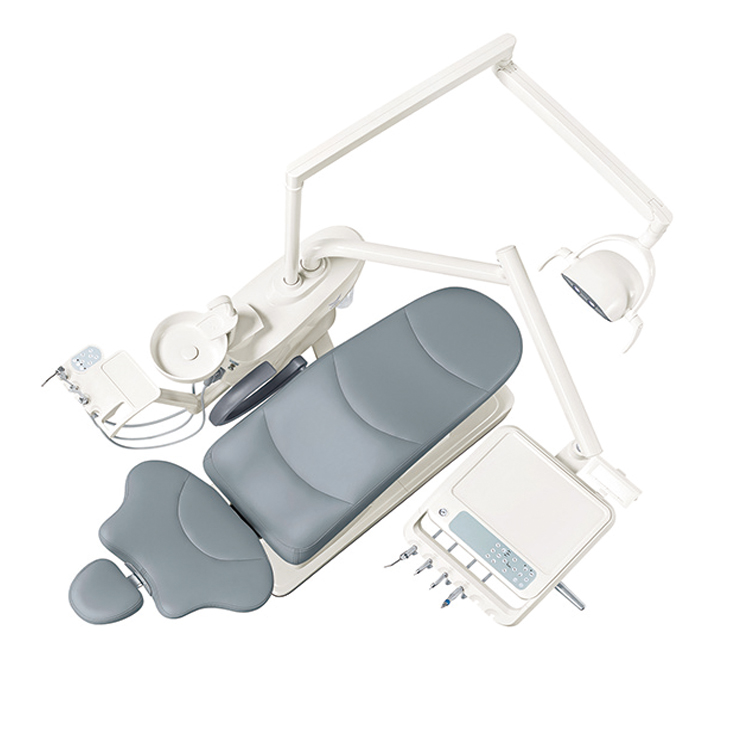 Disinfection dental chair